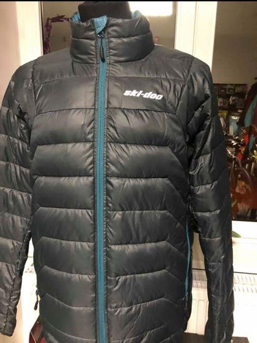 Geaca Ski-Doo MEN'S negru, L /PackableJacket Beius - imagine 2