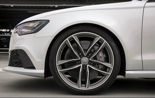 "ПРОМО! Джанти Audi RS6 17"" 18"""