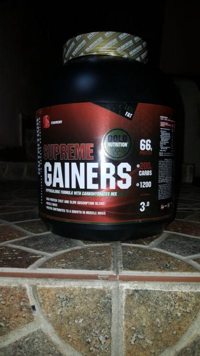 Supreme Gainner (Suplemento Alimentar)