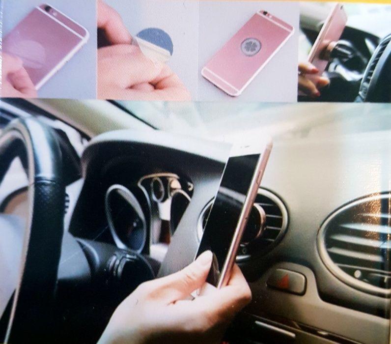 Suport magnetic telefon pentru masina