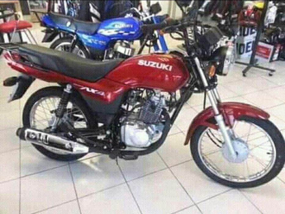 Mota Suzuki a venda