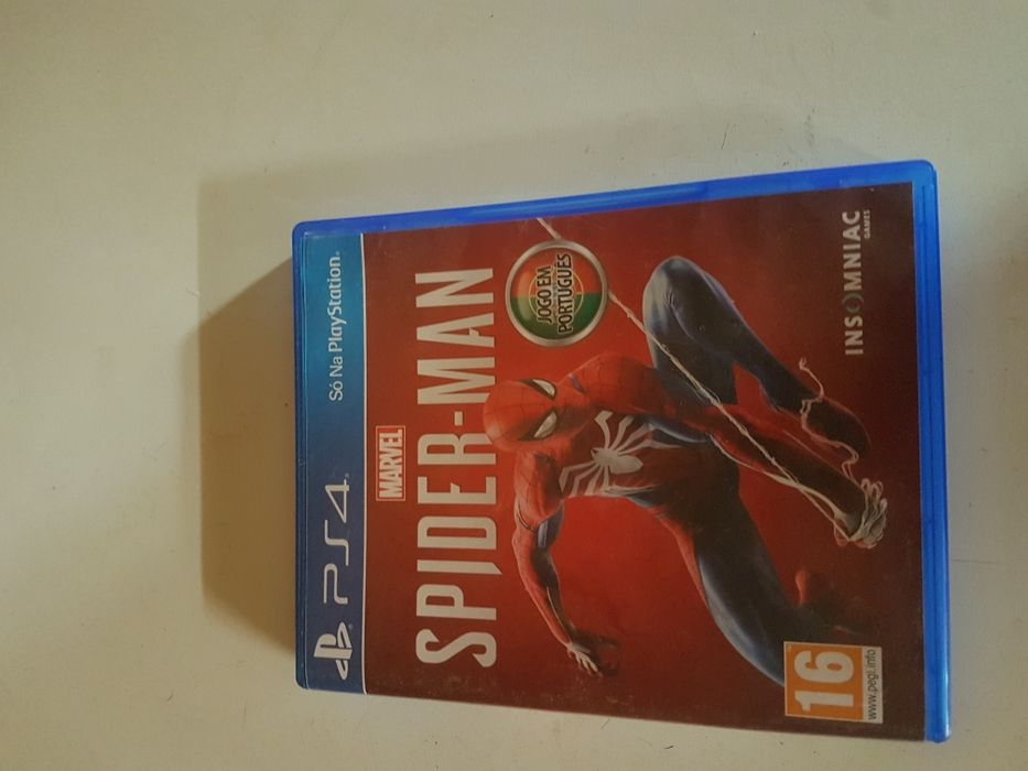 Spidee Man PS4