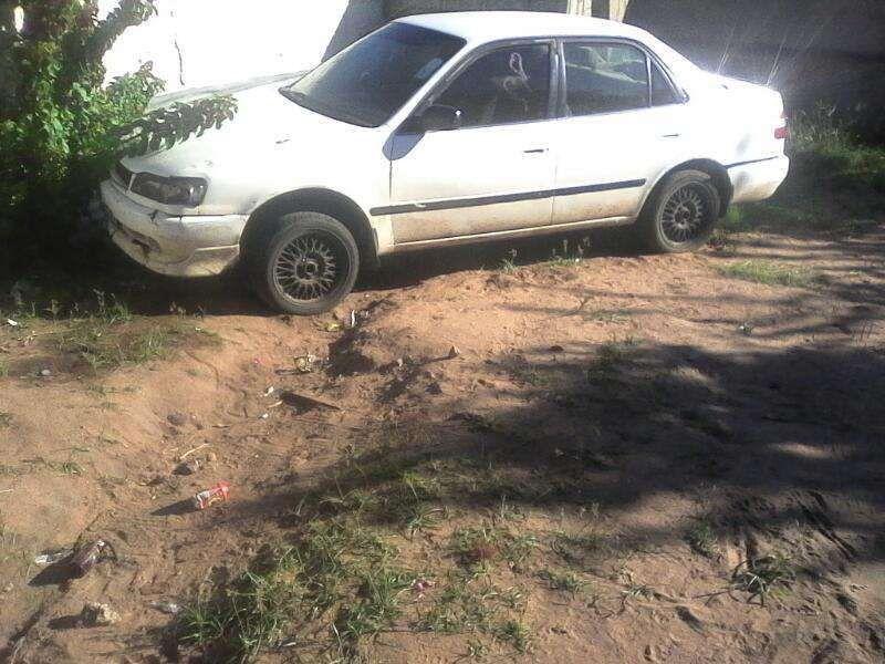 Peças de Toyota corolla