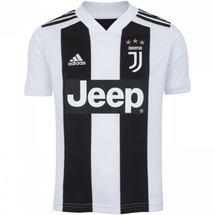 Juventus camisa principal