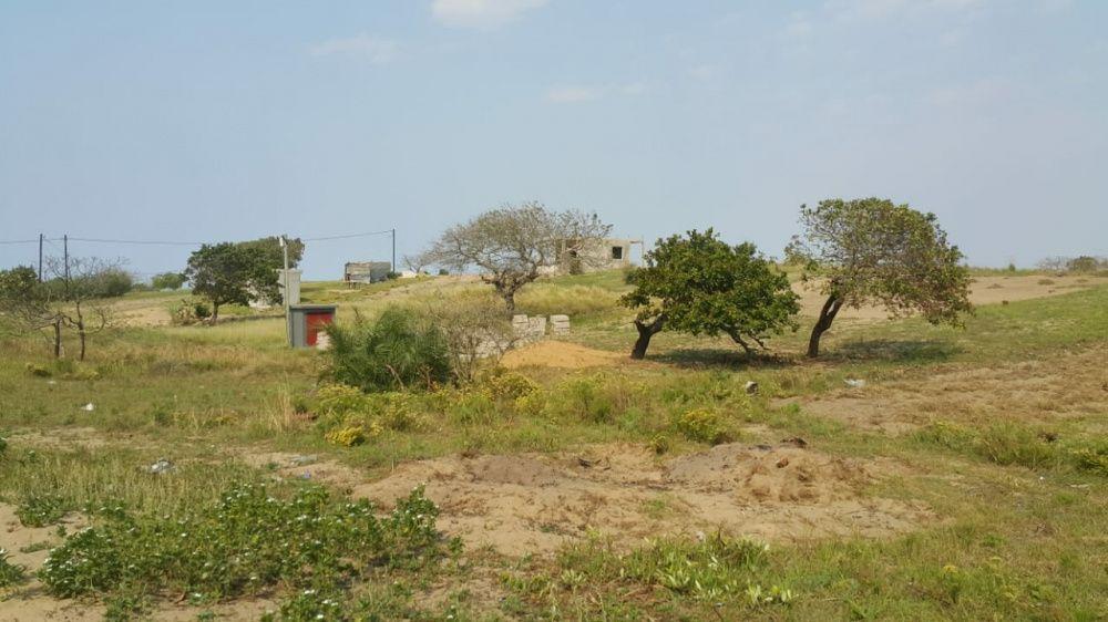 Vendo este terreno em bilene no bairro novo ao lado do condom. do BCI
