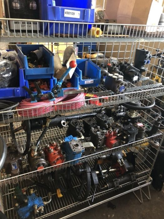 Danfoss , Danfus pompe hidraulice John deere OSPC 200CN