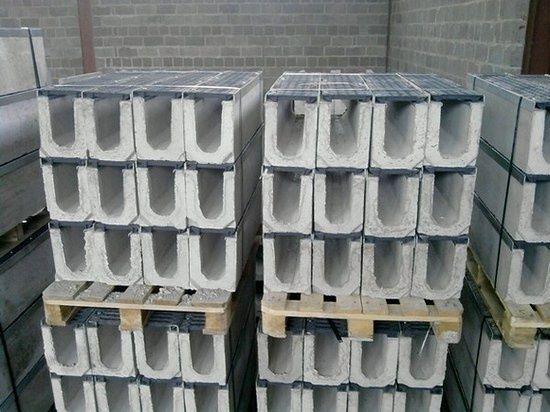 арык из бетона