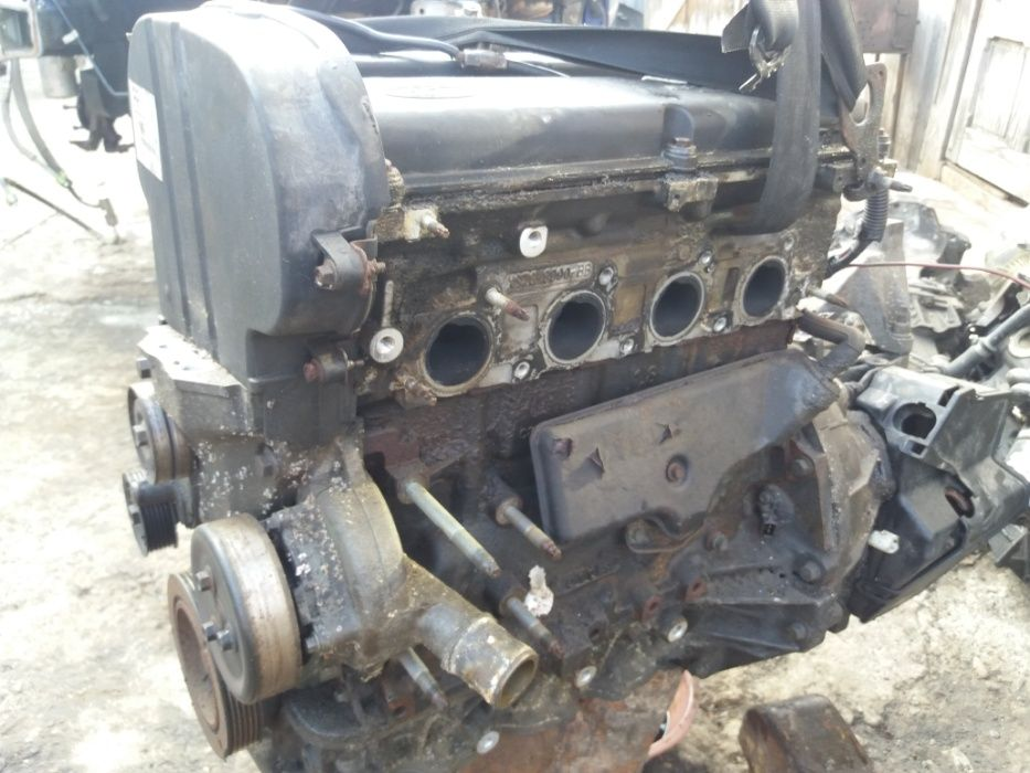 Motor+cutie viteze PXS4G ford focus 1 1.8 16v benzina an 2000