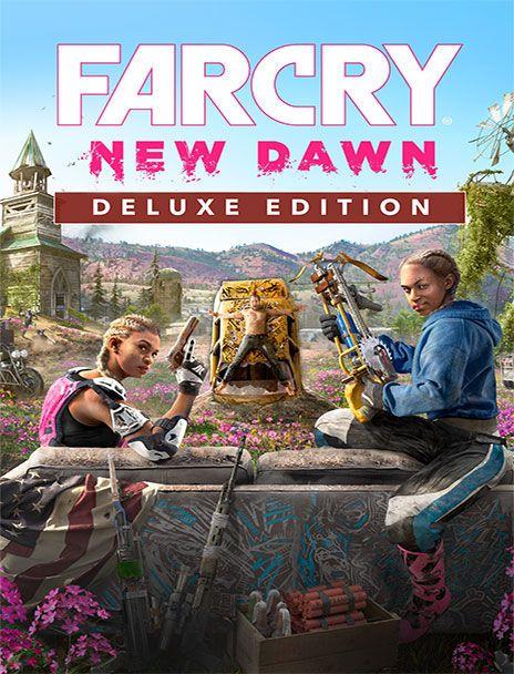 Far cry new dawn para PC