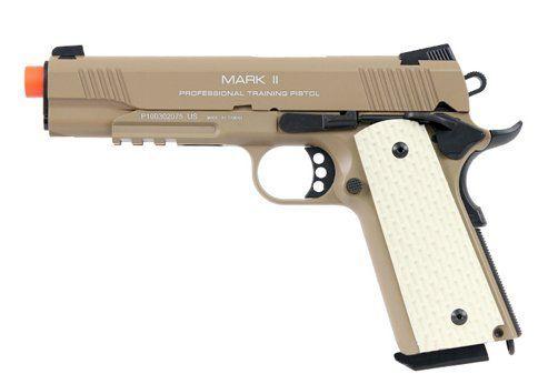 Pistol EDITIE SPORT!!, F.Puternic Colt airsoft Cu Aer Comprimat Co2gaz