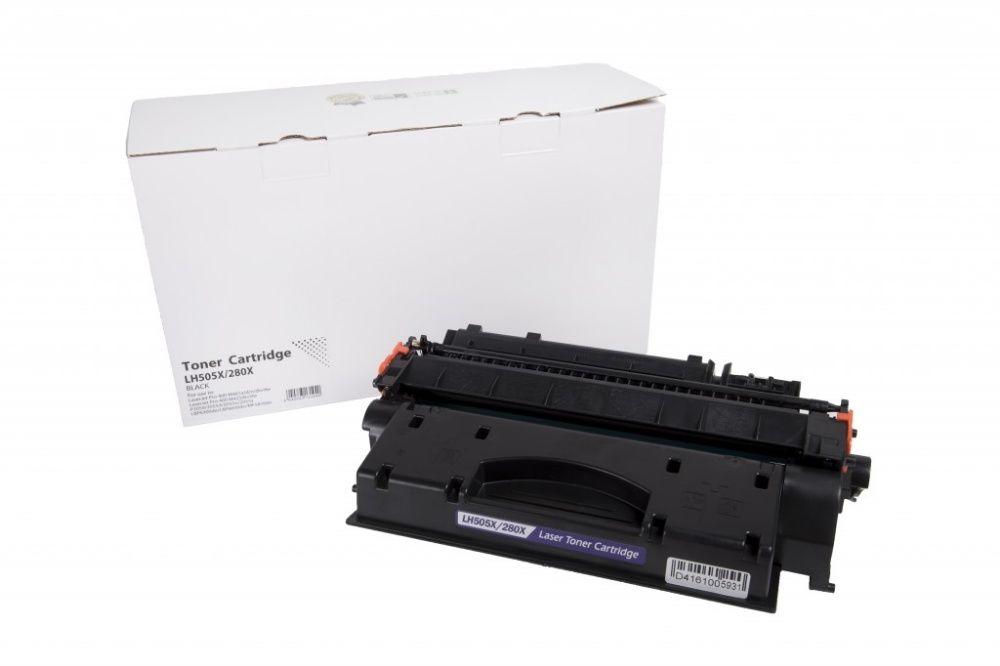 Чисто нови съвместими тонер касети HP 05X, CE505X, Canon 719H, CRG-719