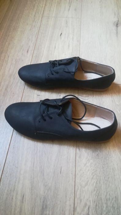 Pantofi damă cu șireturi, transport gratuit