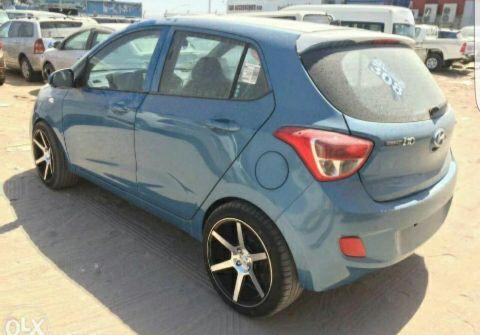 Hyundai grand i10 0km