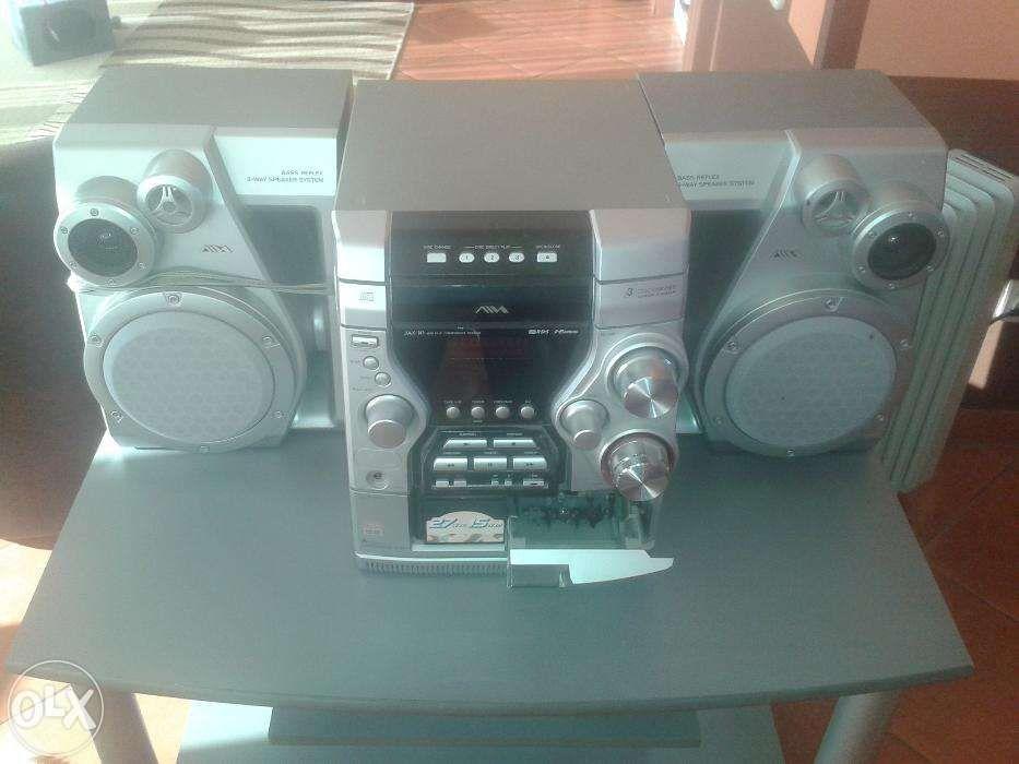 combina audio Aiwa cx-jn1