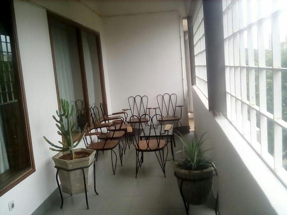 Arrenda-se apartamento t3 com móveis