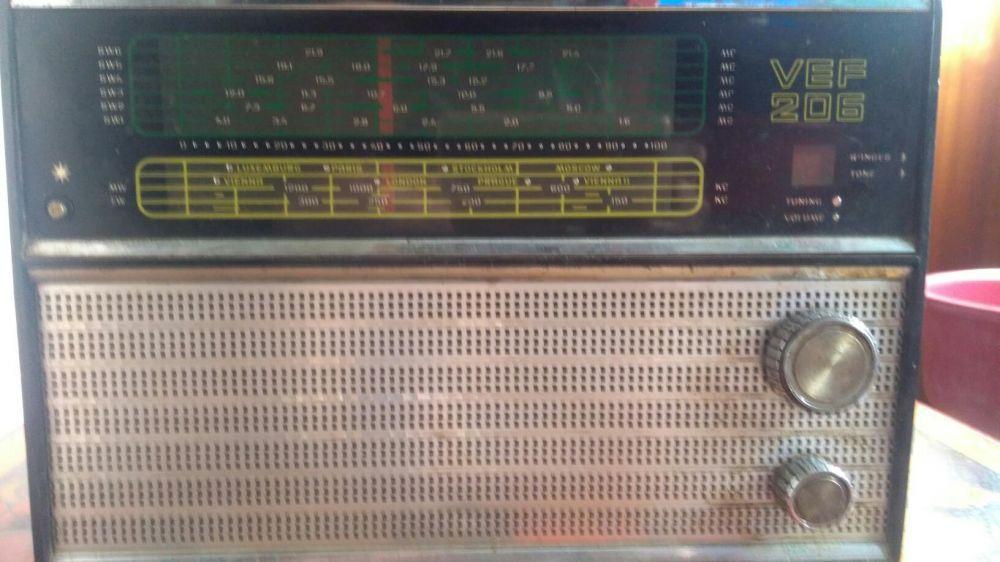 VEF 206, VEF 260 и Радио Селена