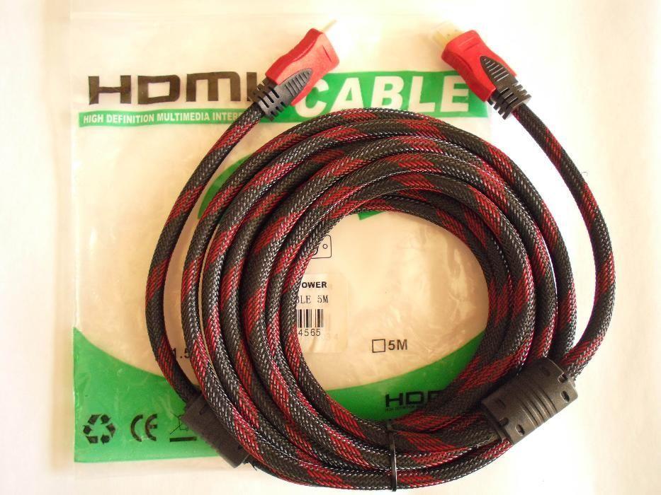 Кабель HDMI 5м.