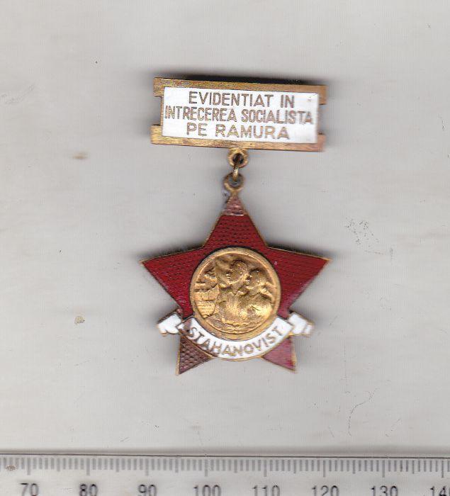 Insigna Stahanovist