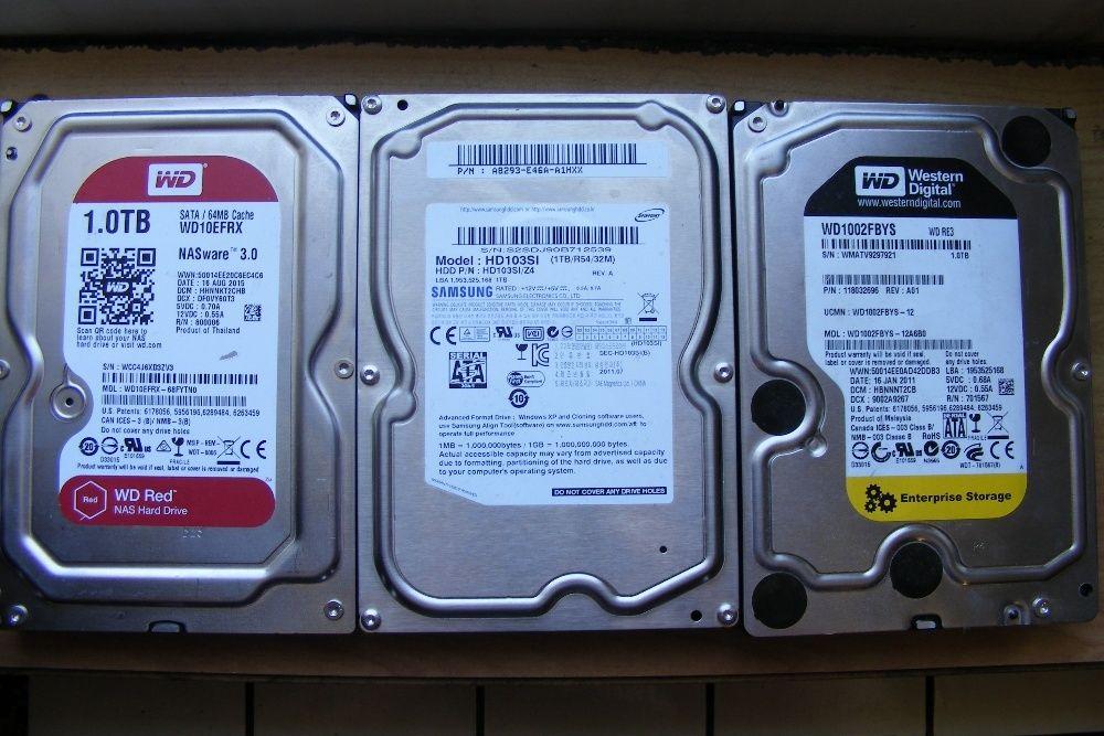 HDD hard disk 3,5 inch sata 1tb 750gb 500gb 320gb 250gb 160gb 120gb 80