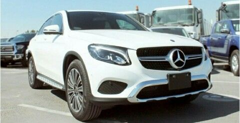GLC 300 Coupe AMG 2019, 4MATIC 2.0L I4-Turbo GCC, 0km branco 2 Years