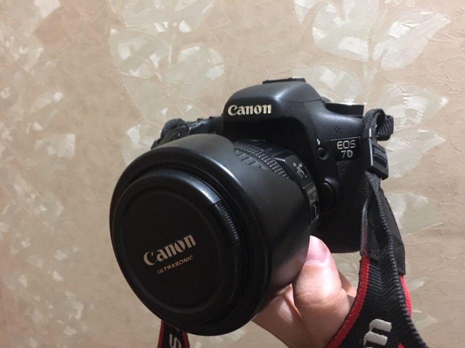 Canon EOS 7D + Lente 17-85 EF 4.0-5.6, 400.000kz Viana - imagem 2