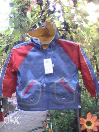 Jacheta cu doua feţe pentru copii W