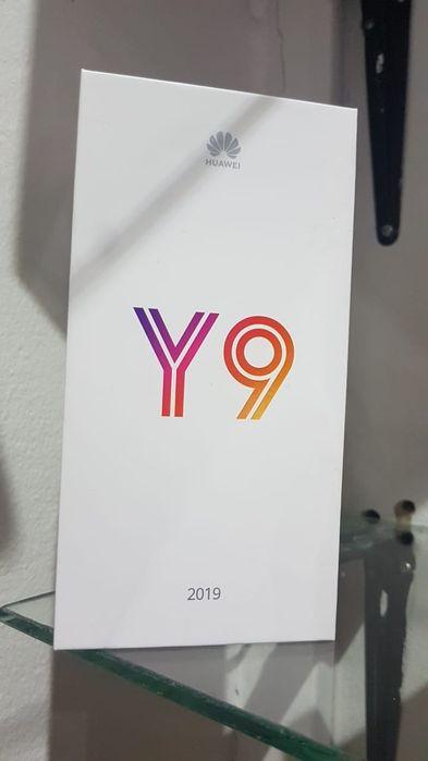 Celulares Huawei Y9 2019 novos com garantia