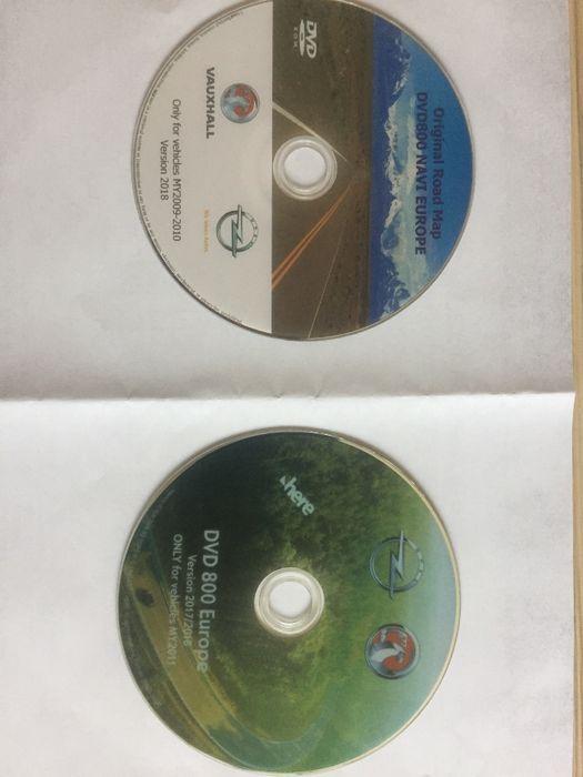 OPEL Harta Navigatie 2018 GPS DVD800 Romania Insignia Astra Bihor