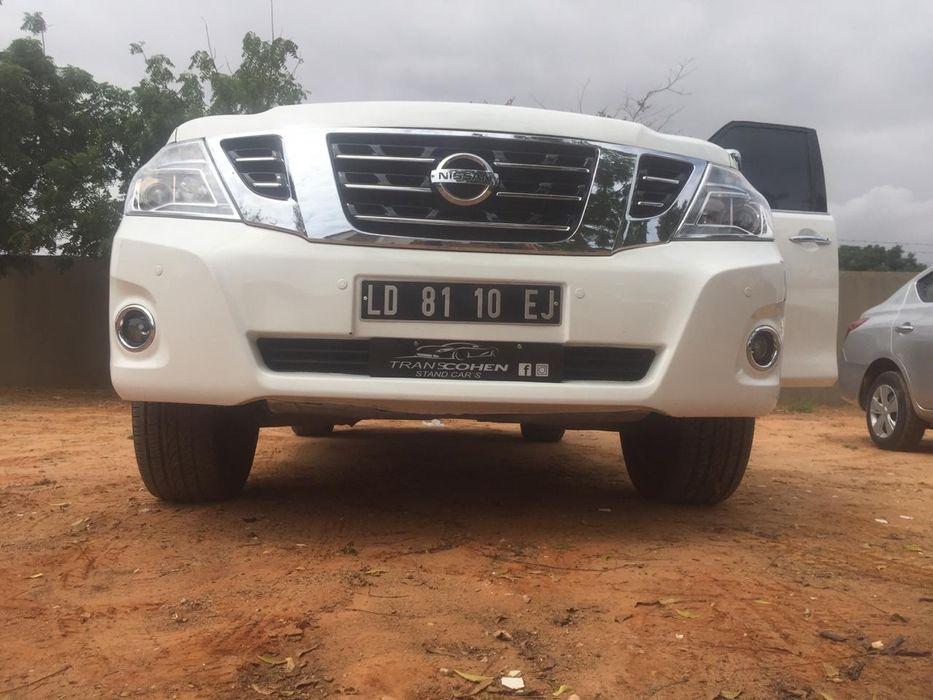 Vende-se Nissan Patrol série E 47000kms
