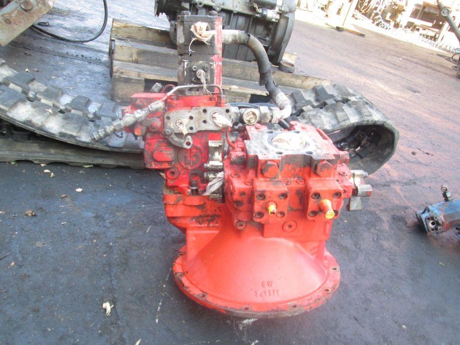 Pompa Hydromatik A8V055LR + A4VG28MS