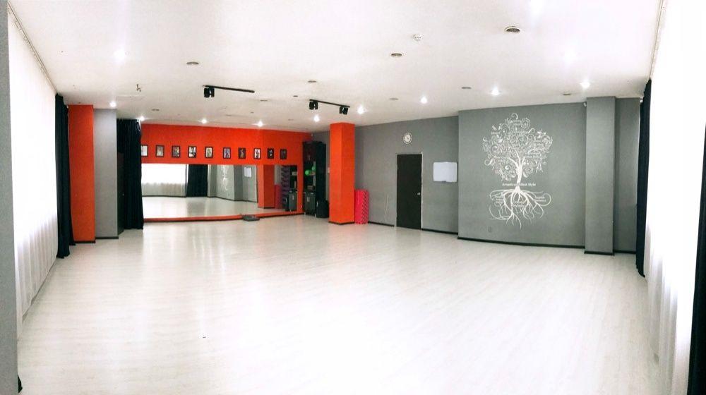 Аренда танцевального зала, По часам зал для тренингов, семинаров
