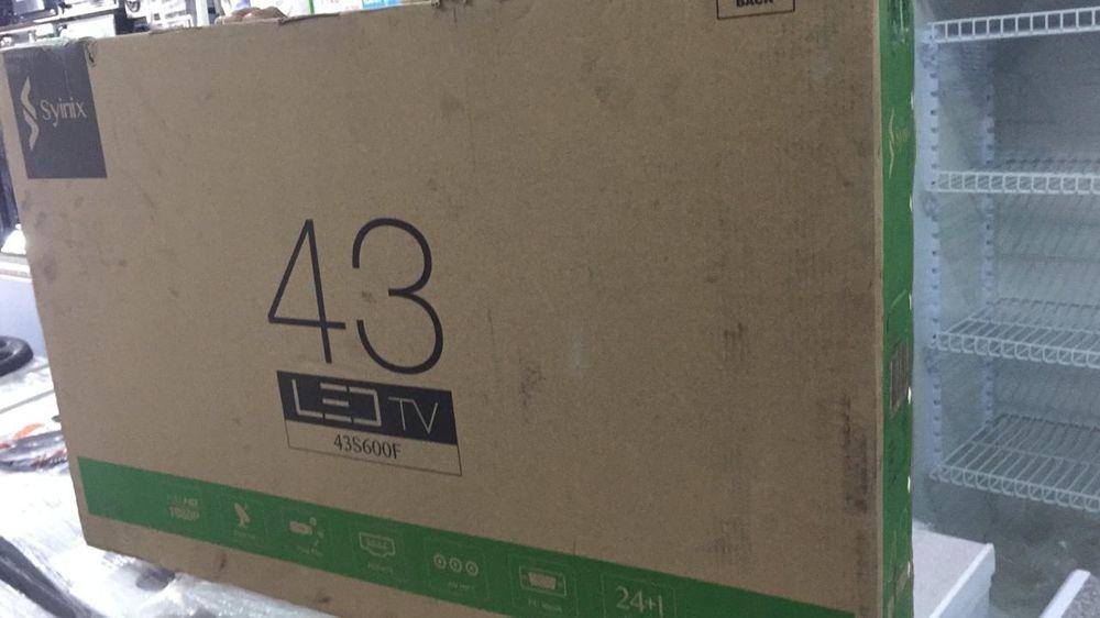 "TV Synix 43""polegadas LED Full HD +2anos garantia 3"