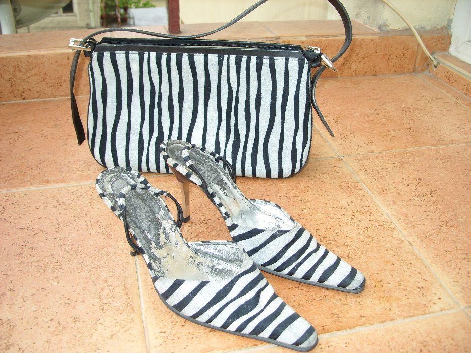 Обувки и чанта