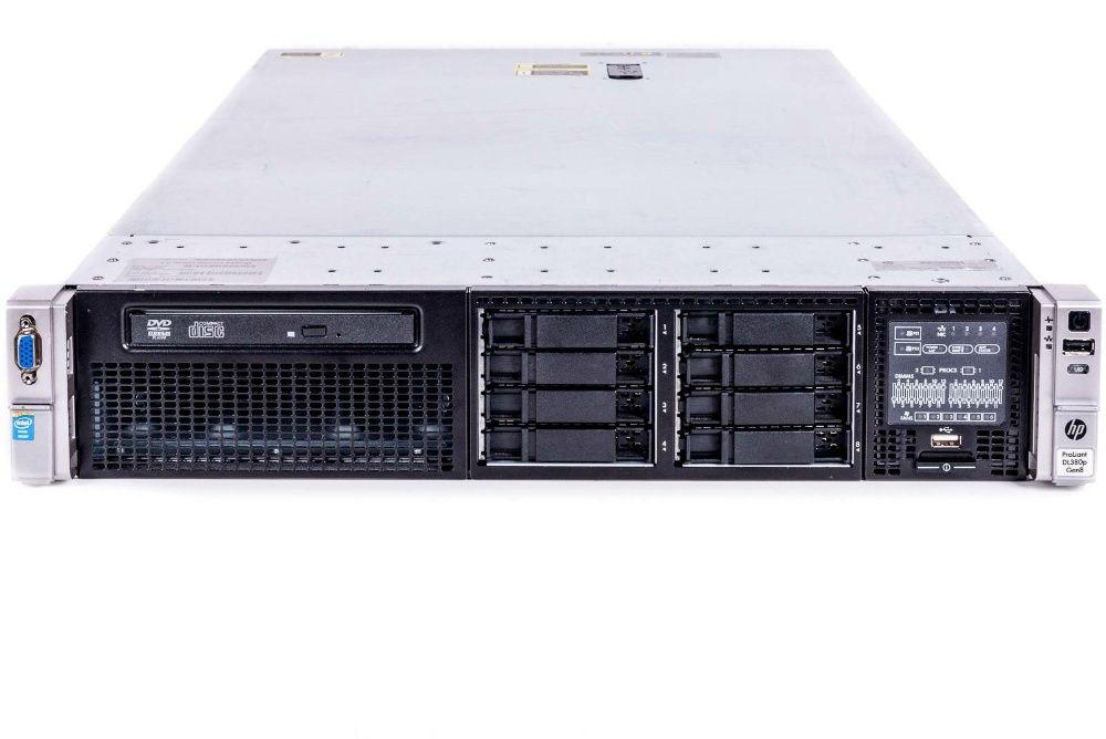 Despacho servidor HP G8 DL 380