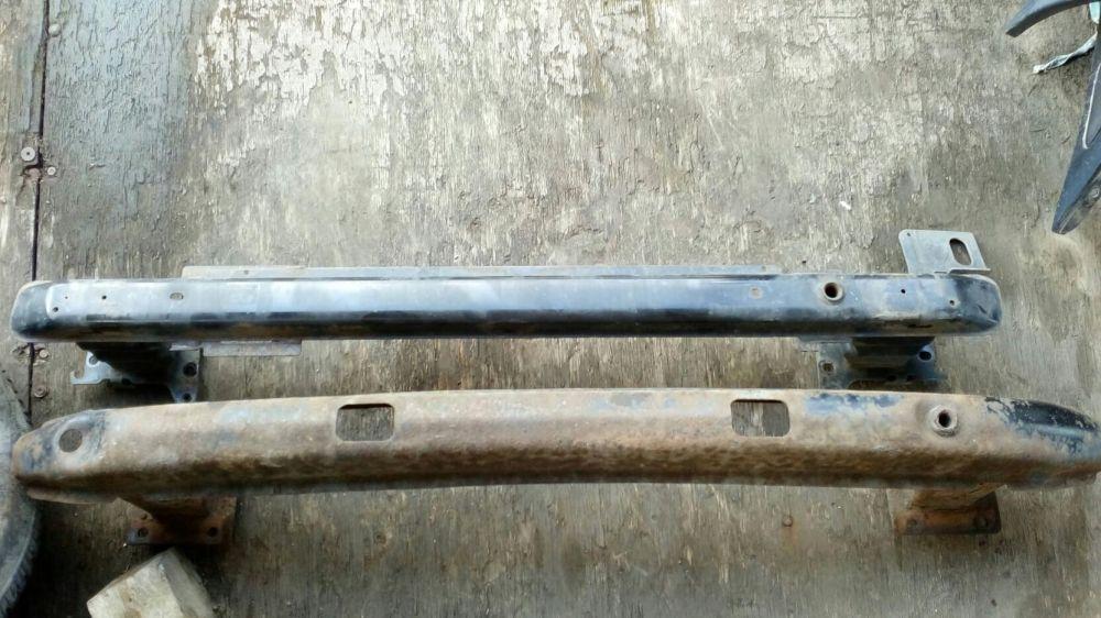 Основа на броня( предна и задна)за Пежо-307(комби)