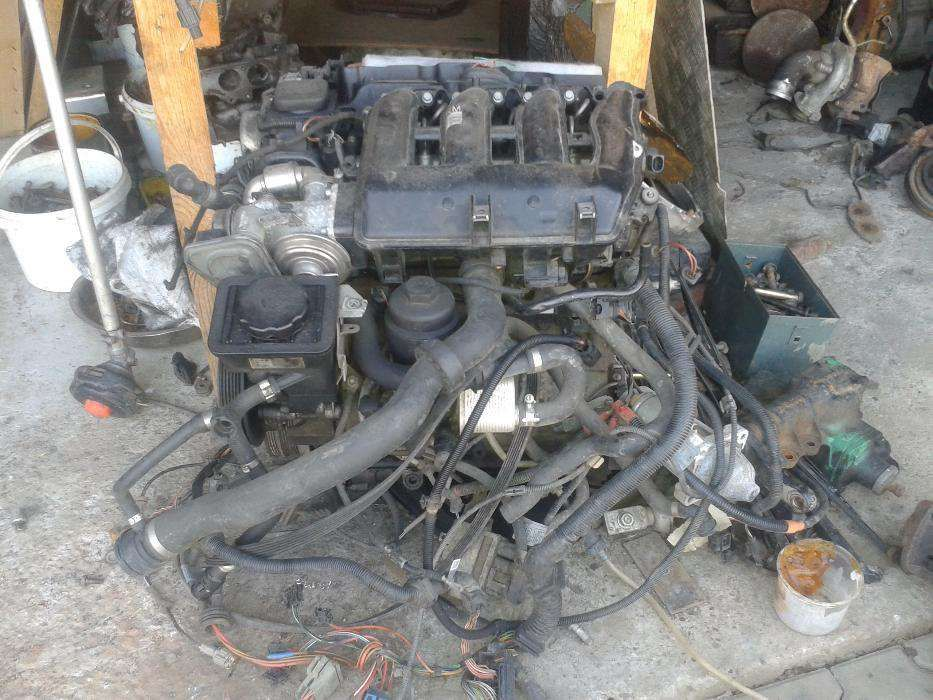 motor bmw x3
