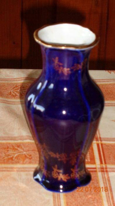 Vaze portelan - cobalt
