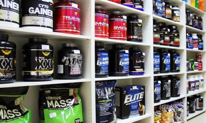Спортивное питание ( Протеин, креатин ,гейнер и др)