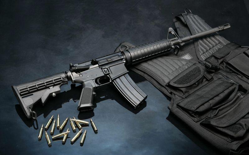 Pusca Airsoft Manuala (CALITATE BUNA) - Colt M4 :Model MODIFICAT co2