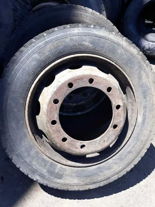 "Jante camion second hand 9.00x22.5"" (10 prezoane)"