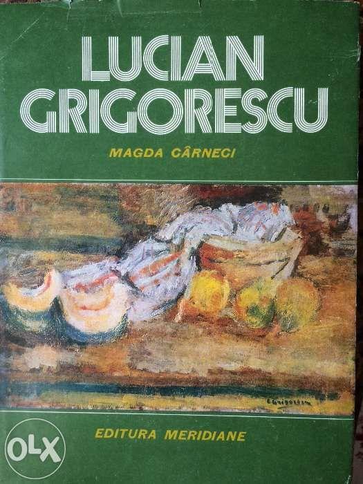 Carte de pictura: Lucian Grigorescu