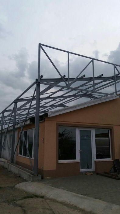 Buloane pentru structuri metalice de turnat in beton