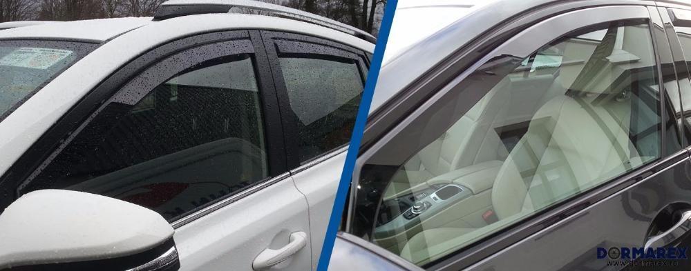 Paravanturi auto deflectoare aer VW Passat Golf 5 6 Polo Jetta Touran Bucuresti - imagine 3