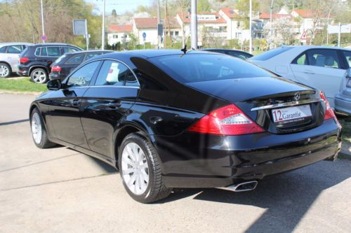 Mercedes CLS300i facelift черен на части