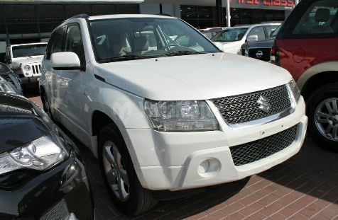 Suzuki Grand Vitara avenda
