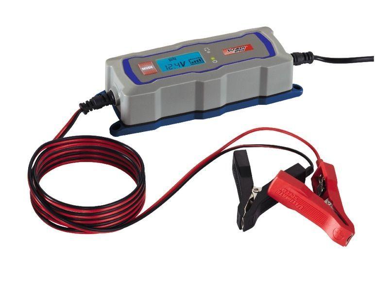 Redresor AUTO MOTO, incarcator baterii, acumulator masina 12V 6V - NOU