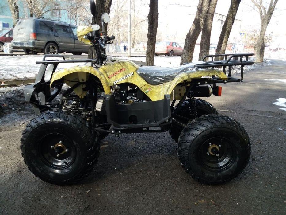 Осенняя распродажа квадроциклов Honda ATV 200