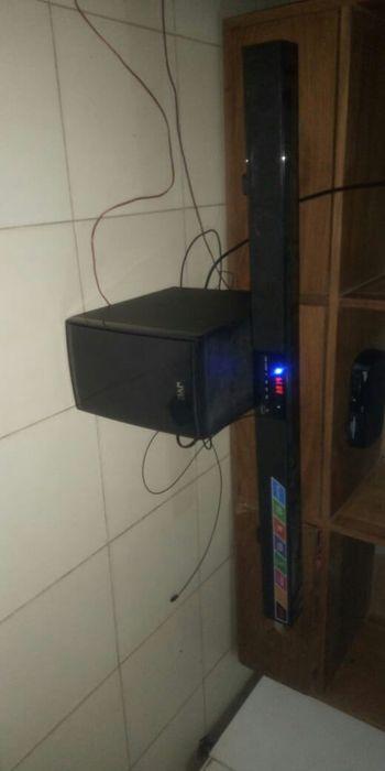 Sound bar jvc