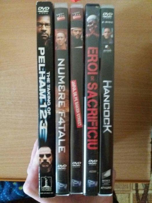 DVD 5 Filme de top originale
