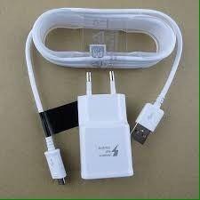 Promoção do carregador fast charging para Samsung micro usb